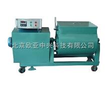 HJW-30型60型強製式單臥軸混凝土攪拌機