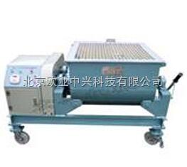HJS-60型雙臥軸攪拌機