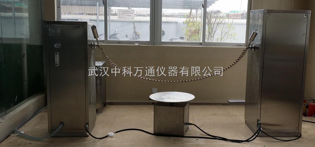 大型摆管淋雨试验设备维修IPX3、IP4淋雨试验箱