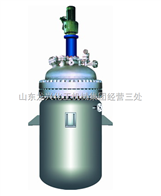 齐全-不锈钢磁力反应釜 高压磁力反应釜