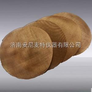 厂家供应打浆度仪专用铜网