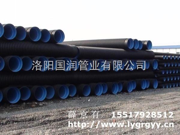 河南HDPE钢带波纹管厂家