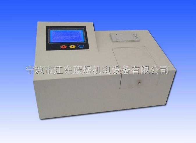 衢州全自动酸值测定器,实验室油品酸值测定仪