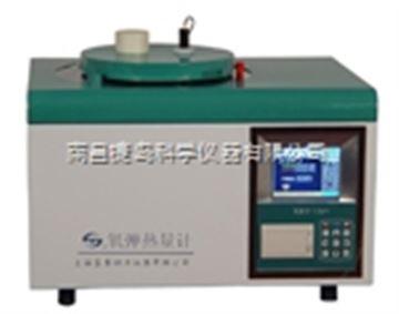 氧彈熱量儀,XRY-1A+氧彈熱量計,XRY-1A+氧彈熱量儀,上海昌吉XRY-1A+氧彈熱量計