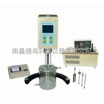 旋轉式粘度計,NDJ-1B-HT旋轉式粘度計,上海昌吉NDJ-1B-HT旋轉式粘度計
