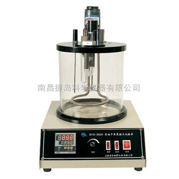 SYD-262A 石油产品苯胺点试验器,上海昌吉SYD-262A 石油产品苯胺点试验器