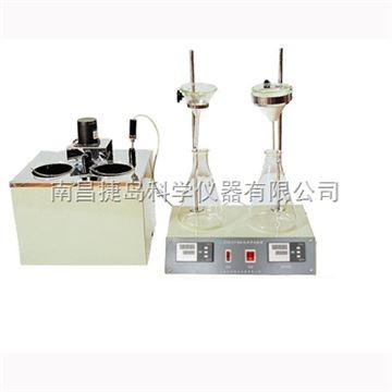 上海昌吉SYD-511B 石油產品和添加劑機械雜質試驗器