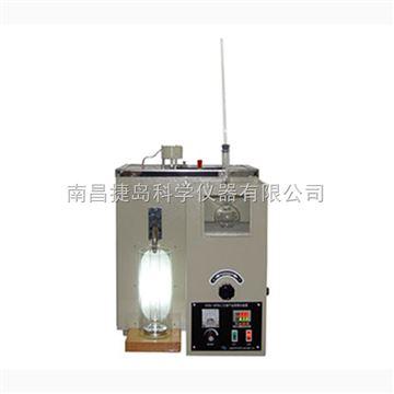 石油產品蒸餾試驗器,上海昌吉SYD-6536C石油產品蒸餾試驗器(低溫單管式)