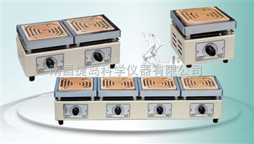 萬用電阻爐,四聯萬用電阻爐,天津泰斯特DK-98-Ⅱ萬用電阻爐 四聯