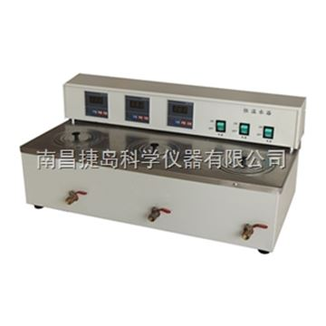 DK-8D三孔三温水槽,上海博迅DK-8D三孔三温水槽