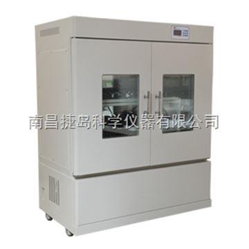 BSD-YX1400立式恒温恒湿摇床,上海博迅BSD-YX1400立式摇床(恒温恒湿带制冷)