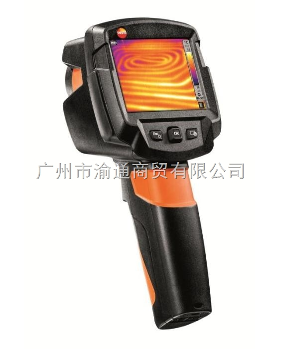 testo870经济型红外热像仪