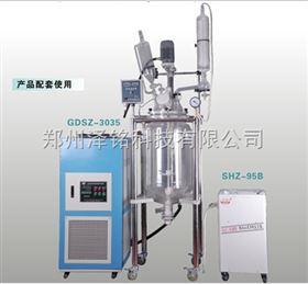 YSFT(EX)-系列变频调速双层玻璃反应釜