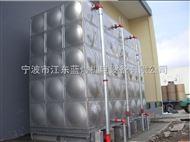 LY-BW箱泵一体化泵站,消防箱泵一体化水箱,不锈钢保温水箱厂