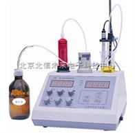 自动电位滴定仪 非水滴定分析仪 高精度PH计