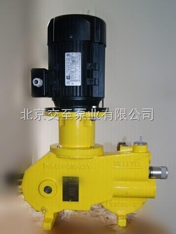 0系列液压隔膜式计量泵 hym1.
