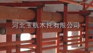 四平中央空调木支架
