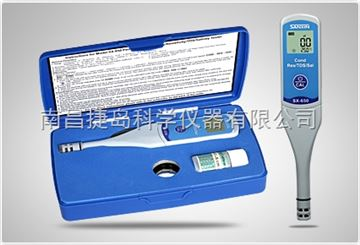 笔式电导率/TDS/盐度/电阻率仪