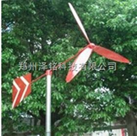 DAF-12Y荧光不锈钢风向标/油田勘探荧光不锈钢风向标