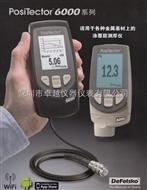 美國DeFelsko公司PosiTector6000NRS2一體統計型涂層測厚儀