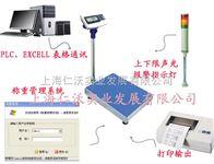 規矩電子秤XK3150上海規矩XK3150W-100kg/10g上下限重量報警功能的磅秤