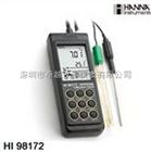 哈纳 HI98172N PH/ORP/ISE/℃测定仪