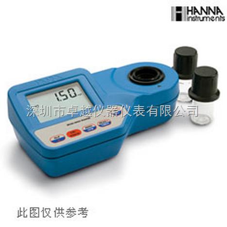 意大利哈纳HI96710余氯/总氯/酸度测定仪