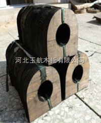 德州空调木托 空调垫木厂家直销