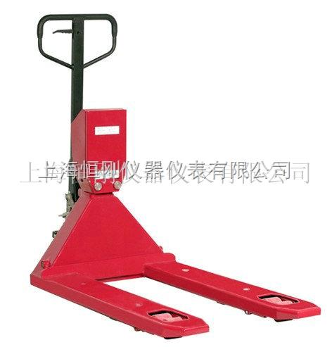 特殊定制耀华3吨电子叉车秤