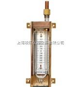 上海行知牌水银压力真空表