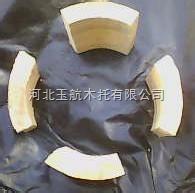 沈阳销售便宜的管道保冷木管托
