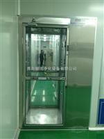 江西省赣州市单人单吹不锈钢风淋室厂家