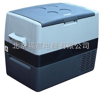 保存血液标本的冷藏箱