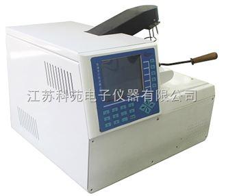 KY-3536自动开口闪点燃点测定仪 (克利夫兰开口杯法)