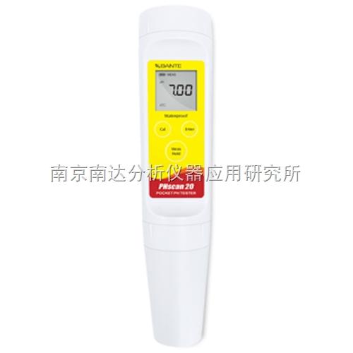 PHscan20L笔型pH计 pH酸度计