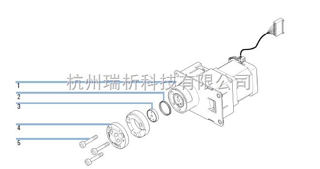 1260Injection-Valve Assembly六通阀组件