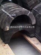 沥青油防腐管道木托
