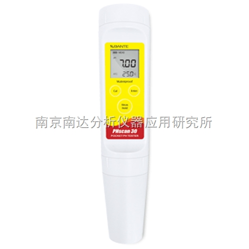 PHscan30L笔型pH计 酸度计 酸碱度测试计