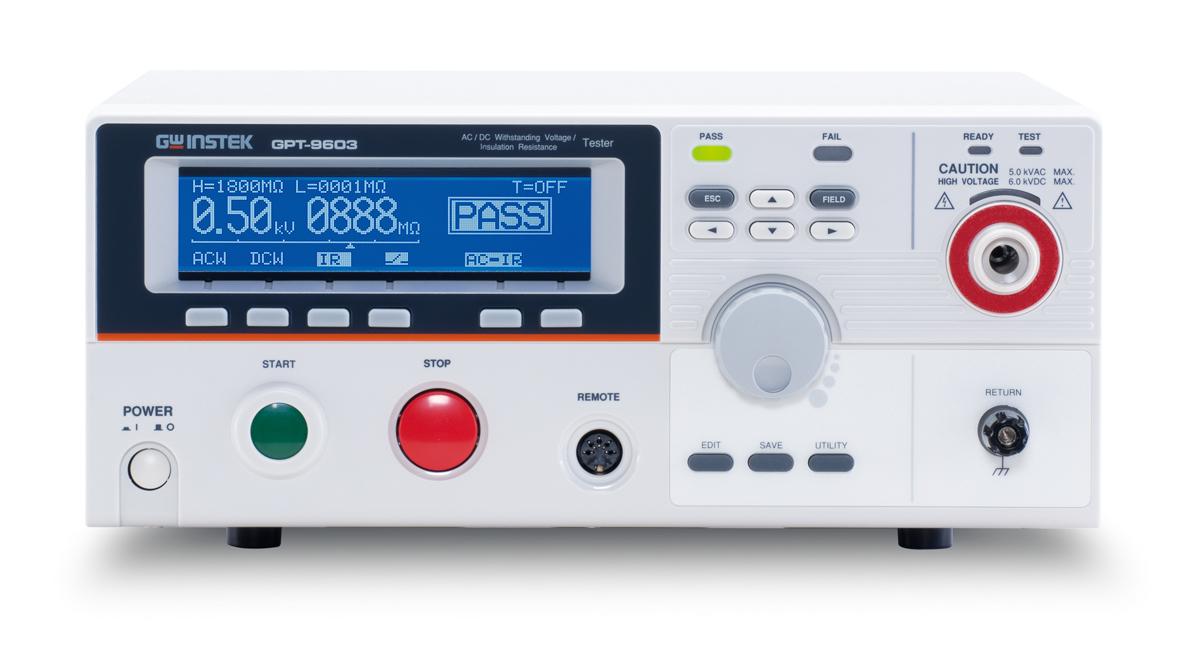 中国台湾固纬GPT-9600系列安规测试仪报价