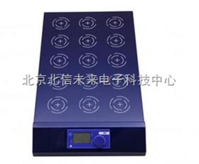 15头磁力搅拌机加热 高效的多道磁力搅拌器