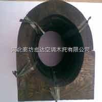 防腐空调木托 中央空调管道木垫