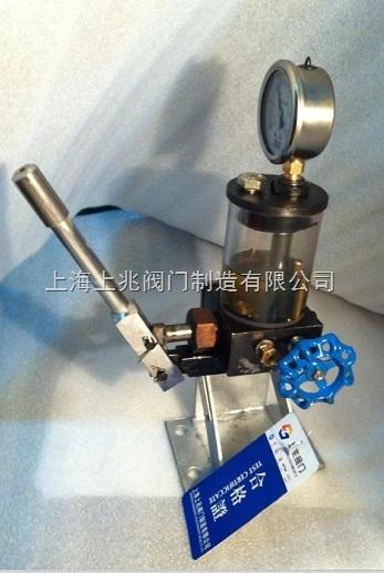 SB02车用手摇油泵/SB02槽罐车手摇油泵