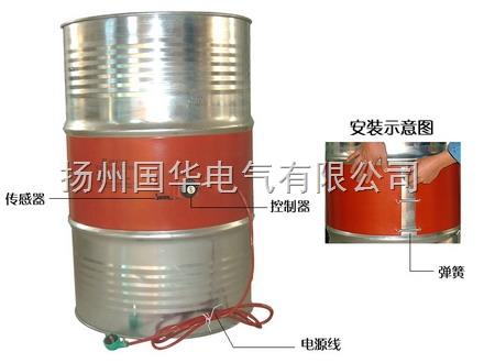 化工原油 油桶加热器带-化工油桶加热带