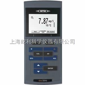 德国 WTW Oxi 3210手持式溶解氧测定仪