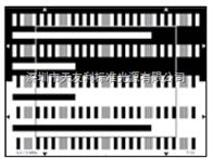 T03愛莎測試卡esser test chart