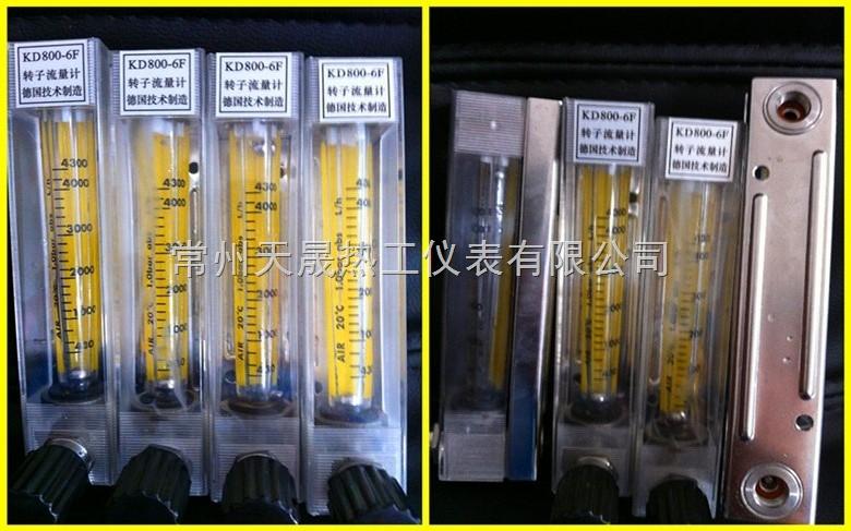 厂家直销DK800-6F玻璃转子流量计