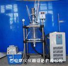 TFD-10L多功能双层玻璃反应釜