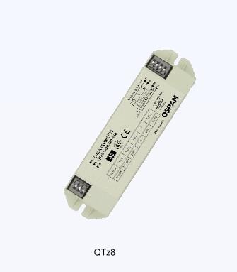 欧司朗qtz8 2x36w一拖二电子镇流器