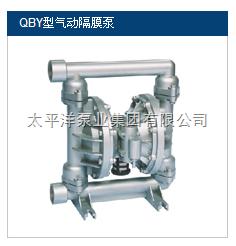 QBY型气动隔膜泵