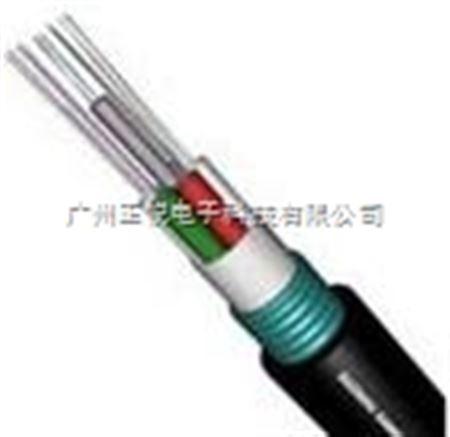 4芯光缆描述:结构是把9/125μm单模光纤(二氧化硅)